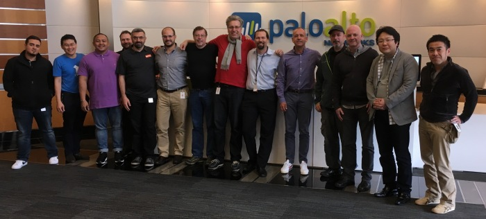Palo Alto Networks SE New Hire Bootcamp Class April 2017 pic02