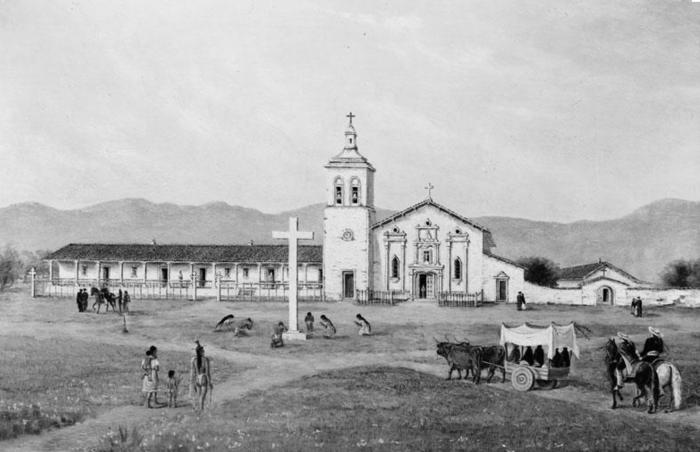 Santa Clara Historical