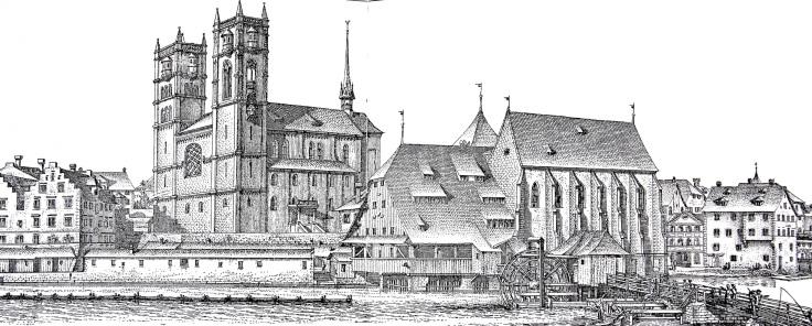 Bullinger_Wasserkirche